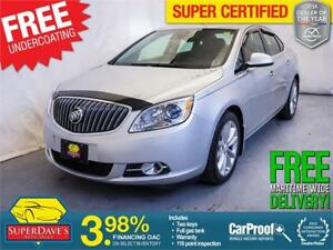 2014 Buick Verano Leather Package *Warranty* $132.11/ Bi OAC