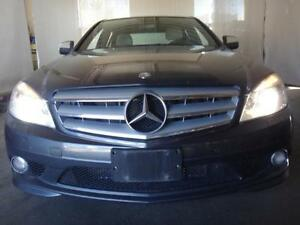 2009 Mercedes-Benz C-Class 3.0L All Wheel Drive