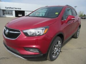 2018 Buick Encore Sport Touring. Text 780-872-4598 for more info