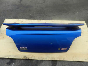2002 2007 JDM SUBARU WRX STI REAR TRUNK LID BUG EYE