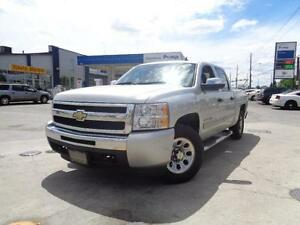 2010 Chevrolet Silverado 1500 LT, 4X4 LOADED, 4DR!!NO ACCIDENTS
