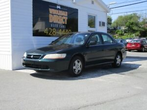 2000 Honda Accord SEDAN EX-L 3.0 L V6