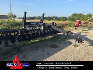 2013 Yetter 6320-S32-MW Coulter Cart