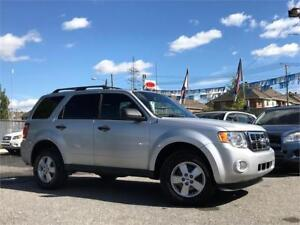 2010 Ford Escape XLT/AUTO/4X4/AC/MAGS/CRUISE/GROUP ELECT/BAS KM!