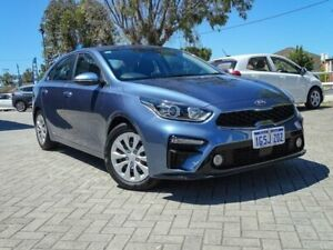 2019 Kia Cerato BD MY19 S Blue 6 Speed Sports Automatic Sedan Morley Bayswater Area Preview