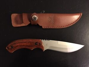 Remington Sportsman Series Fixed Blade Hunting Knife