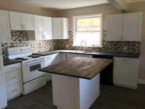 Fully Renovated 3 Bedroom Main Floor For Rent, St. Catharines