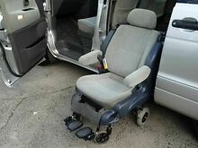 1999 Toyota Townace Noah Welcab Detachable Seat Silver 4 Speed Automatic Wagon Caringbah Sutherland Area Preview