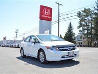 2012 Honda Civic LX Automatic, Air Conditioning, $53/wk