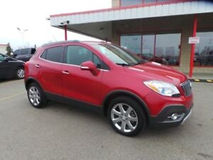 2014 Buick Encore AWD Leather,  Heated Seats,  Back-up Cam,  A/C