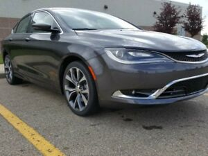 2016 Chrysler 200 DEMO SPECIAL / C / GPS Navigation / Panoramic