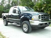 2002 Ford  F-350Lariat 7.3 DIESEL IMMACULATE!! WOW!!
