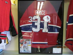 Carey Price ShadowBox