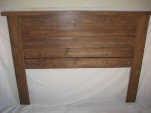 Head Boards - Rustic, Weathered, Stained, Varnished, Pallet Wood
