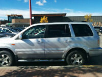 2006 Honda Pilot EX-L SUV, Fully Loaded, Leather, Low KM