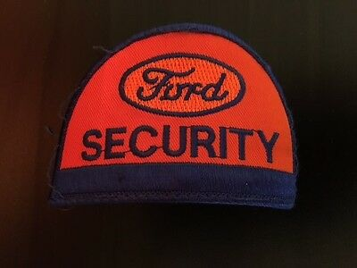 Ford Motor Company Security Patch