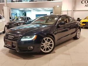 2010 Audi A5 2.0T QUATTRO AWD **PANO ROOF**