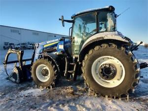 2015 New Holland T5.115 ELECTRO COMM Tractor