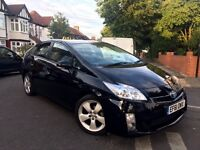 2012 TOYOTA PRIUS 1.8 T SPIRIT PCO UBER READY TAXI MINICAB USE HYBRID ELECTRIC AUTOMATIC NOT INSIGHT
