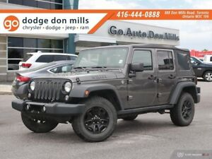 2014 Jeep Wrangler Unlimited SPORT - Willy's - Rock rails - Rubi
