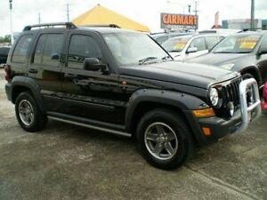 2004 Jeep Cherokee Black Automatic Wagon Woodridge Logan Area Preview