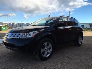"2004 NISSAN MURANO SL""AWD"" WITH SUNROOF!! SO CHEAP!!"