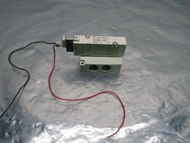 SMC SY7140R-5L0Z-03 Solenoid Valve Manifold, 0.25-0.7MPa, 453743