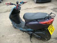Yamaha 125 vity xc scooter ped moped scoot