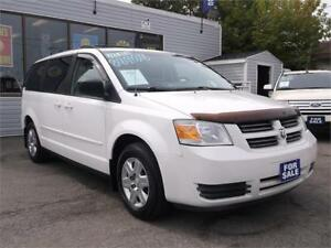 2008 DODGE GRAND CARAVAN SE * FULL STOW N GO * BLUETOOTH !!!