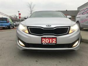 2012 Kia Optima SX-Turbo | Amazing Shape | One Owner | No Accide