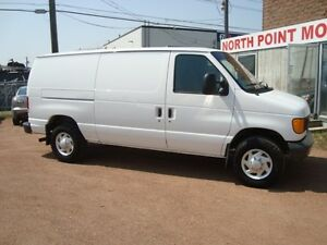 2007 Ford E-250 E-250 Super Duty Cargo Van