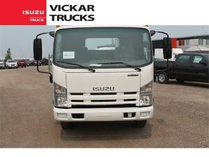 HEAVY DUTY ISUZU NPR GAS CAB AND CHASSIS