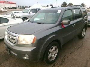 2009 HONDA PILOT EXL *LEATHER,8 PASSENGER,DVD,REBUILT TITLE!!!*