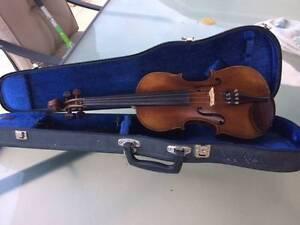 4/4 Stradivarius Cremonensis Violin & case *REDUCED* Camden Camden Area Preview