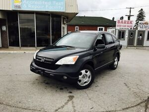 2007 Honda CRV SUV AWD | SAFETY&Etested | NoAccidents-CleanCar
