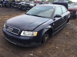 2002 Audi A4 just in for parts at Pic N Save!
