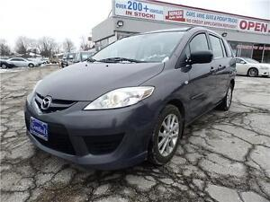 2009 Mazda Mazda5 GS 6 PASSENGERS CERTIFIED E-TESTED