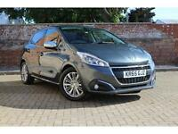 Peugeot 208 1.6 BlueHDi (100bhp) Allure DIESEL MANUAL 2015/65