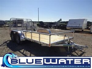 2017 Legend Open Deluxe 7 x 14!! BETTER TRAILER - BETTER PRICES! London Ontario image 1