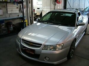 2005 Holden Commodore VZ S 4 Speed Automatic Utility Coburg North Moreland Area Preview