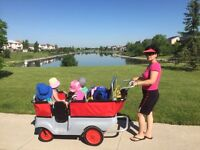 Qualified Early Childhood Educator offering French Daycare