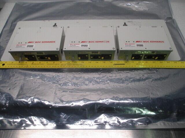 3 BOC Edwards D37215000 Flash Module High Voltage Interface, 100513