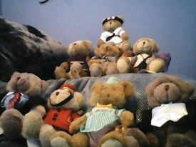 Collectable Bears.