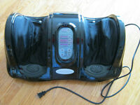 Like brand new Relaxus Shiatsu Foot Bliss Massager
