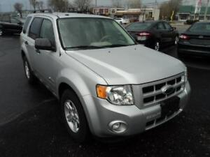2009 Ford Escape Hybrid AWD