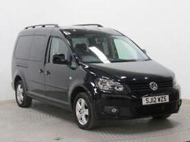 Volkswagen Caddy Maxi Automatic 5 Seat Allied Wheelchair Accessible WAV Car