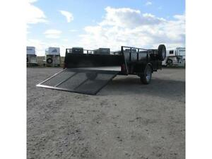 NEW 2016 Mirage 7X12 Utility Landscape Trailer with Ramp Gate Edmonton Edmonton Area image 7