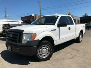 2010 Ford F-150 XL 4X4 **BED SLIDE**