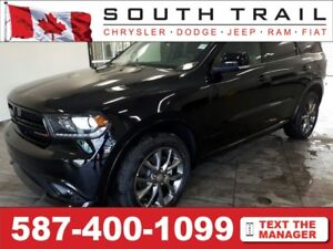 2017 Dodge Durango GT - Call/txt/email ROGER @ (587)400-0613