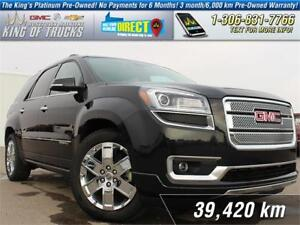 2015 GMC Acadia Denali Sunroof | AWD | PST Paid